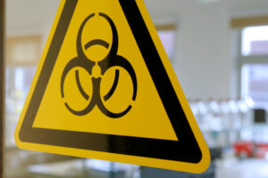 If you handle hazardous material, you need this training