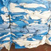MERI accepts blue wrap