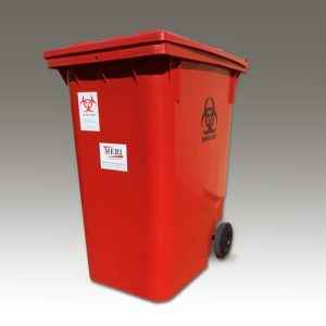 Regulated Medical Waste Collection Containers Meri Inc