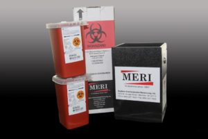 1-Quart Sharps Disposal System