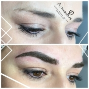 Eyebrows by Microblader Rachel Brown-Wilson