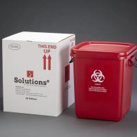 28 Gallon Biohazard Disposal Mailback Container