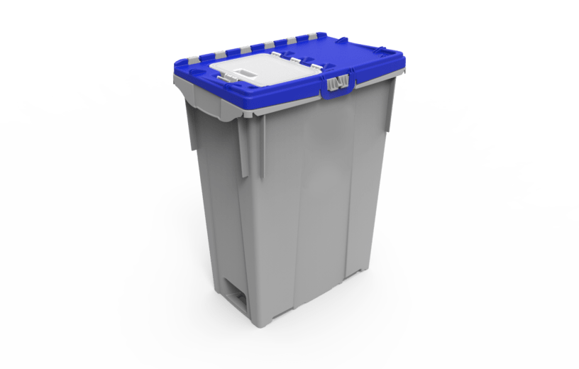 non haz recycling container